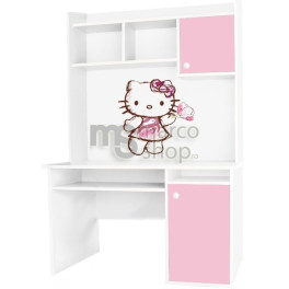 Birou copii Hello Kitty Flowers Roz