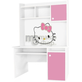 Birou copii Hello Kitty Simple Pink