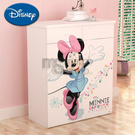 Comoda copii 2 usi 2 sertare Minnie