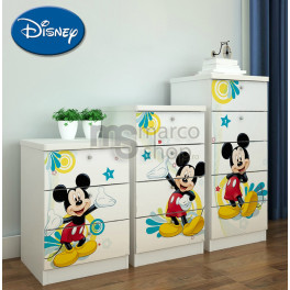 Comoda copii sertare multiple Mickey Mouse