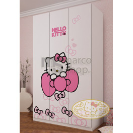 Sifonier copii Hello Kitty 3 usi