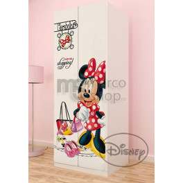 Dulap 2 usi Minnie Mouse Shopping
