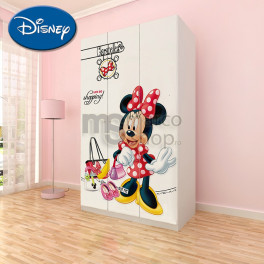 Sifonier copii 3 usi Minnie Shopping