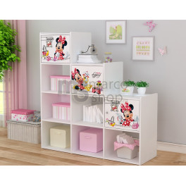 Etajera copii scara Shopping Minnie