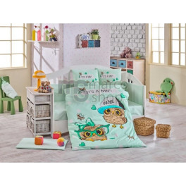Lenjerie bebe Coolbaby - Mint
