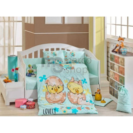 Lenjerie bebe Lovely - Mint