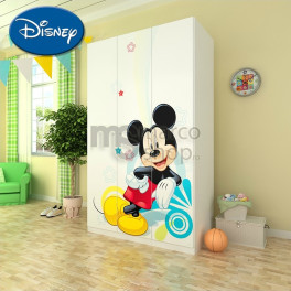 Sifonier copii Disney Mickey Mouse 3 usi