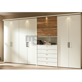 Mobilier Dressing Big White M014