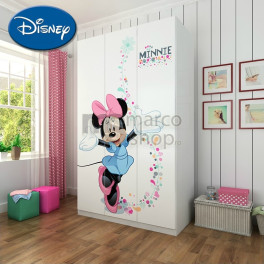 Dulap copii Minnie Mouse 3 usi