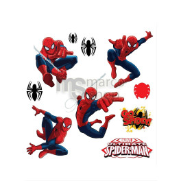 Sticker Ultimate Spiderman